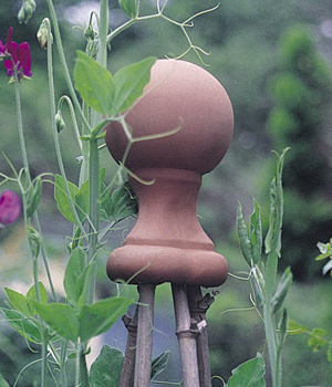 Terracotta Ball Finial