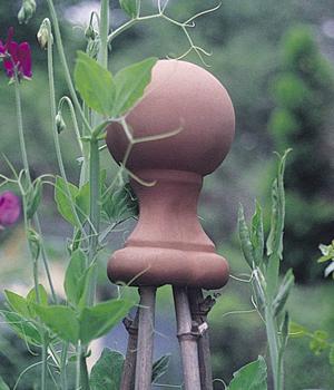 Terracotta Ball Finial