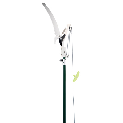 Telescopic Tree Pruner with Saw