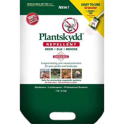 7 Lb Shaker Bag of Plantskydd Deer Repellent