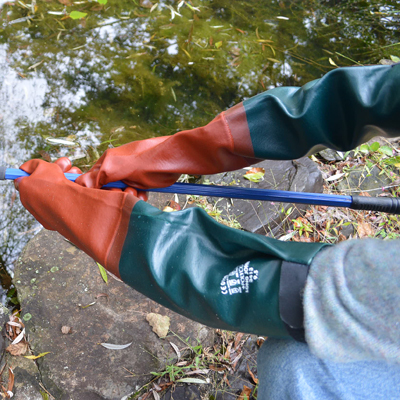 Pond Gauntlets (Protective Arm Length Gloves)