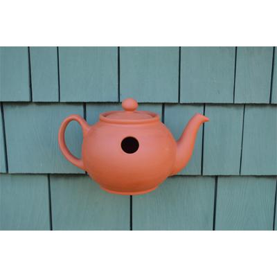 Teapot Wall Bird Nester