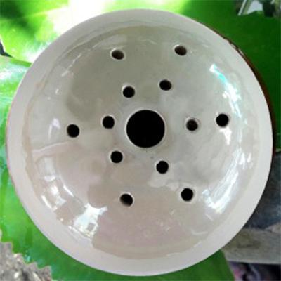 White Pearl Posey Pot