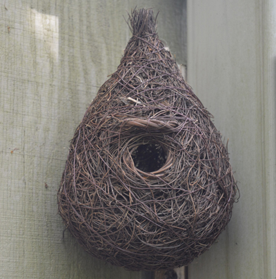 Nest/Roosting Pouch for Small Birds