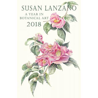 2018 Botanical Flower Wall Calendar by Susan Lanzano