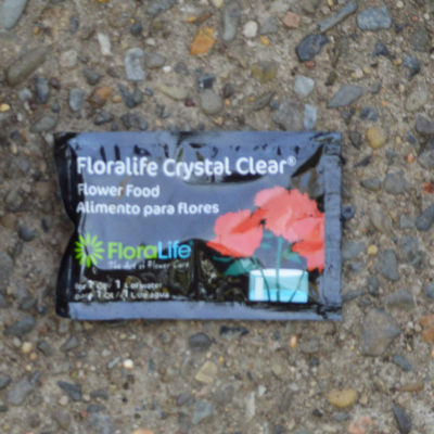 Crystal Clear Fresh Flower Preservative (Pack of 5)