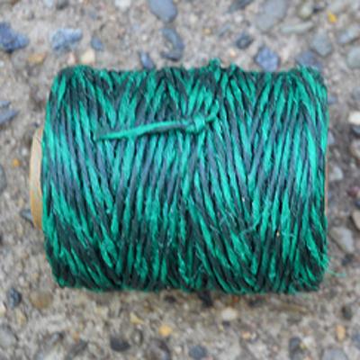 Waxed Green Twine