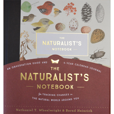 Naturalist's Notebook and 5 Year Journal