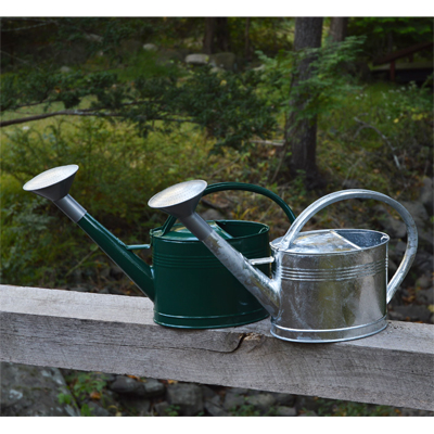 French Style Oval Watering Can