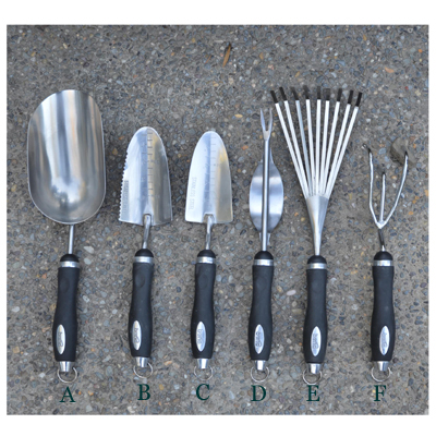 Stainless Steel Garden Tools