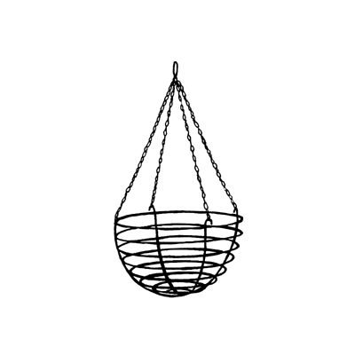 """20"""" Old Fashioned Hanging Basket (Basket Only/No Liner)"""
