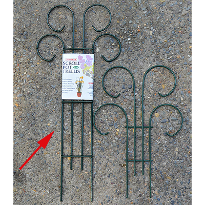 Mini Trellis - Large Green
