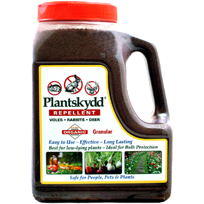 3.5 Lb Shaker Jug Plantskydd Animal Repellent