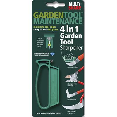Garden Tool Sharpener