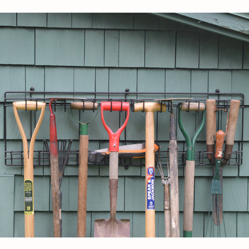 Metal Tool Rack - Large