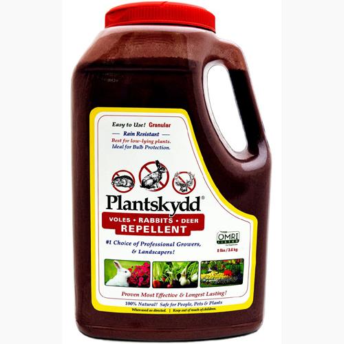 8 Lb Shaker Jug of Plantskydd Deer Repellent