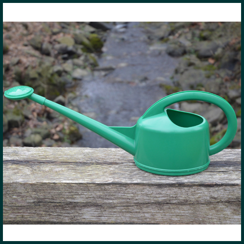 2 Liter Green Dramm Watering Can