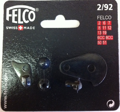 REPAIR KIT FOR 2,6,7,8,9,10 FELCO