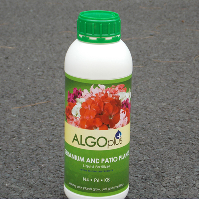 ALGOplus Geranium & Patio Plant Fertilizer