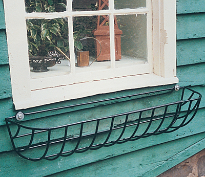 "44"" Euro Classic Hayrack Planter (Wire Basket Only)"