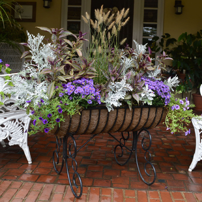Freestanding Planters