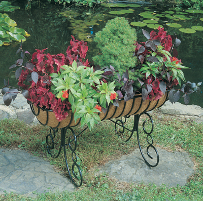 Cradle Planters