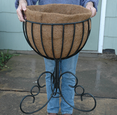 Freestanding Planter Liners