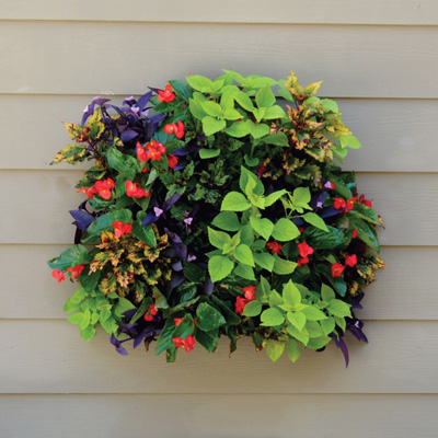 Living Wall Side Planters-Pamela Crawford