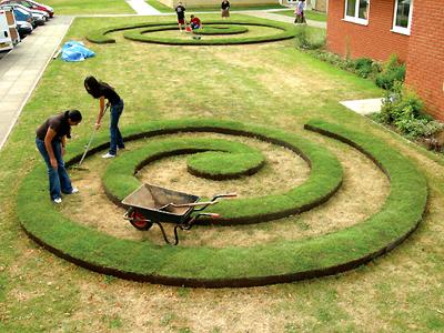 EVEREDGE - Flexible Steel Garden Edging - 4 - 5 SECTIONS