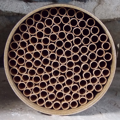 CS/6 - 92 TUBE ORCHARD BIODEGRADABLE BEE NEST (JUMBO KIT)