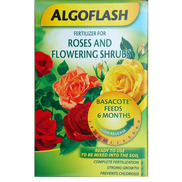 CS/12 - (ALGOA) ROSES AND FLOWERING SHRUB FERTILIZER