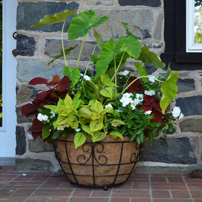 CS/3 - 22 Patio Planter w/ Liner