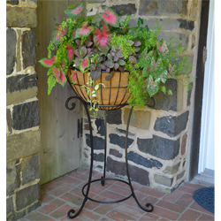Basket Display Stand - Large (24 London Basket Sold Separately)