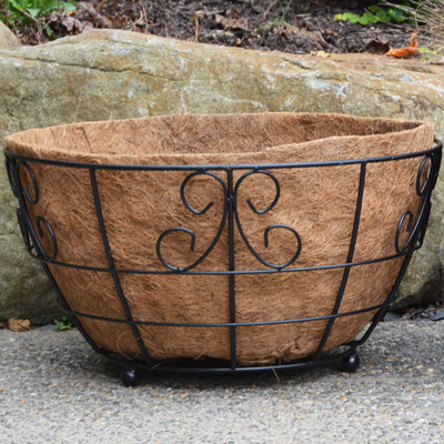 C/S 3 Coco Liner for 22 Designer Patio Planter (KCPP22)