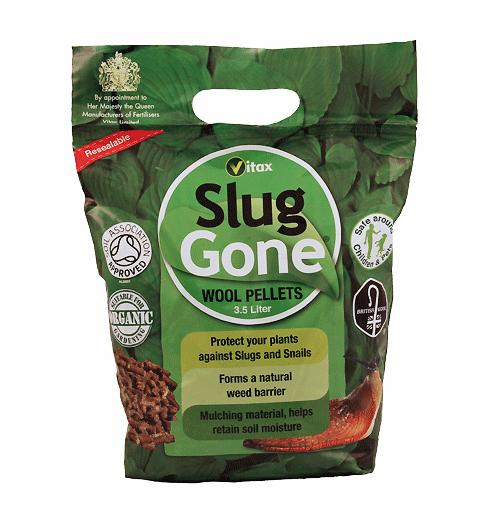 Cs/6 - Slug Gone Wool Pellets