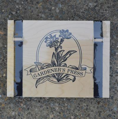 CS/10 - Gardener's Press