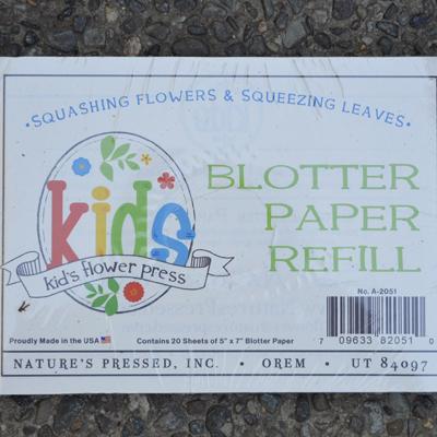 CS/6 - Kids' Press Refill - 30 sheets per pack