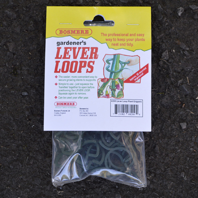 CS/10 - LEVER LOOPS - Bags of 50 Assorted Sizes