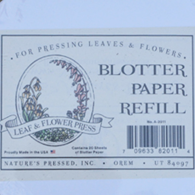 CS/6 - Flower Press - Small Refill
