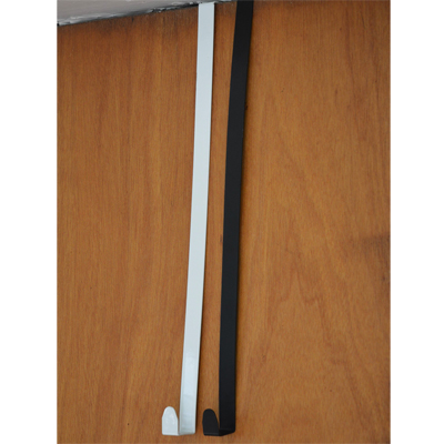 CS/24 - 18 Long Steel Hangers - Choose Black or White