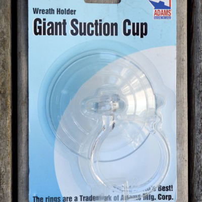 CS/12 - Giant Suction Cup Hanger