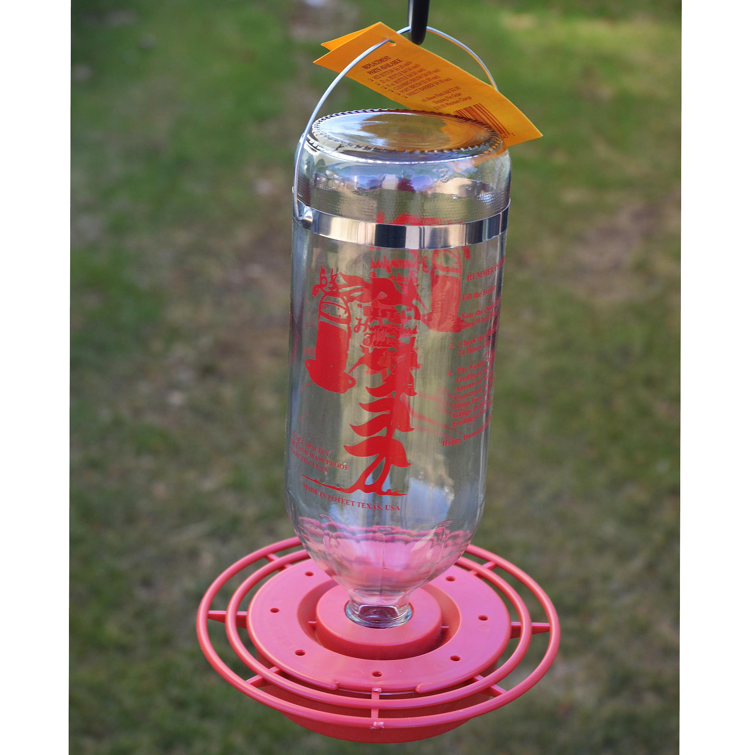 CS/12 HUMMINGBIRD FEEDER