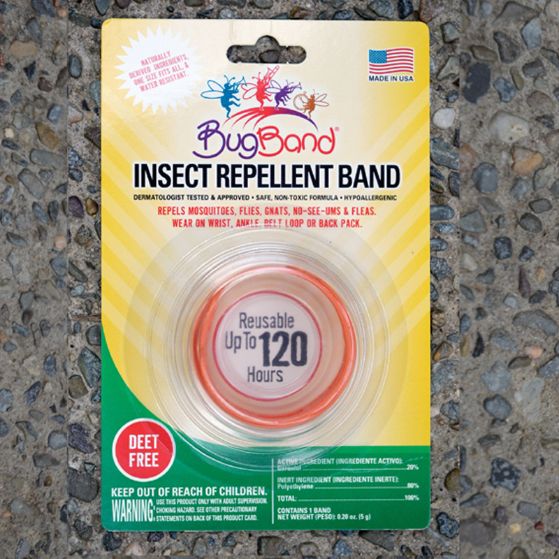 CS/12 - BugBand® Insect Repellant Band (mixed colors)