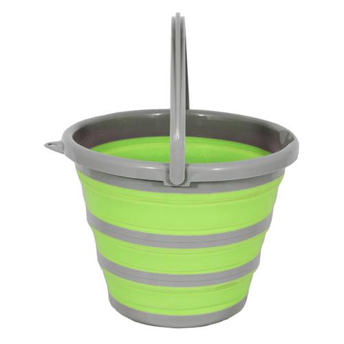 Cs/5 - Collapsible Bucket - Medium Blue - 10 liter