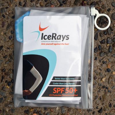 Cs/3 - IceRays - Cooling Arm Sleeves