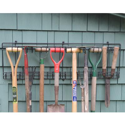 Cs/4 - Metal Tool Rack - Large 38-3/4 x 12 x 3