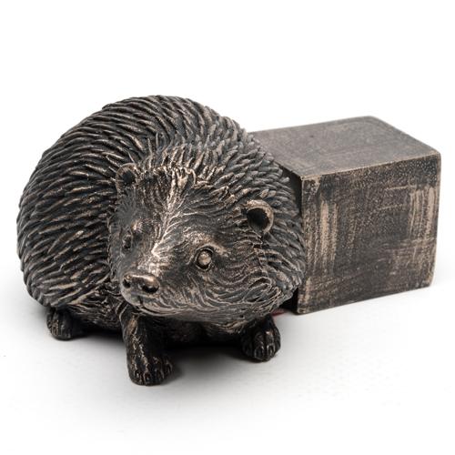 Hedgehog Pot Feet (set of 3) -Antique Bronze