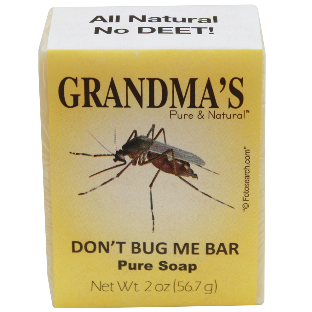 CS/12 - Grandma's Don't Bug Me Bar 2oz