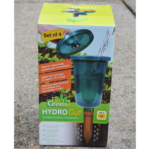 Hydro Cup Watering System