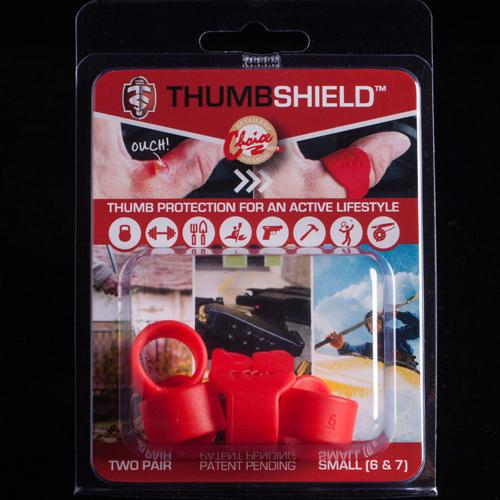 CS/4 - Thumbshield™ - (Ring Size 6 & 7)